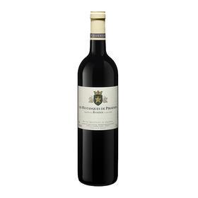 碧浓古堡碧浓梯田红葡萄酒, 法国 邦朵AOC CHÂTEAU DE PIBARNON Restanques de Pibarnon, France Bandol AOC