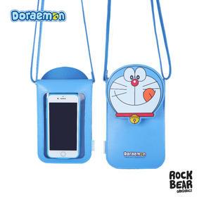 哆啦A梦 手机挂绳收纳包
