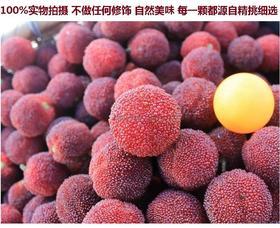 特甜】预售6月20日左右新鲜杨梅 水果仙居特级东魁杨梅(接近乒乓球)6斤