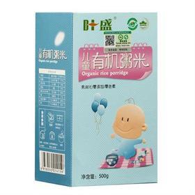 叶盛米业儿童粥米 500g