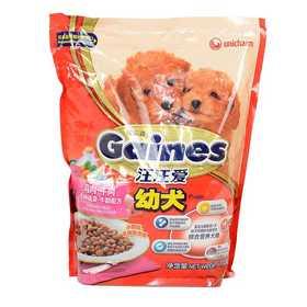 佳乐滋 幼犬 鸡肉&牛肉、多种蔬菜、牛奶配方(1.4公斤)