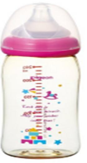 贝亲宽口PPSU奶瓶 玩具 240ML