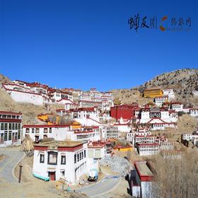 7月8日西藏神山圣湖9天  蝉友圈佛旅网祈福观光朝圣游学之旅【出家人专柜】