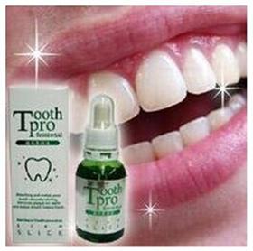 新配方增量明星爱用日本原装Tooth Pro牙齿美白液  30ml去黄去牙渍