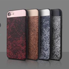 Ismile艾思迈福音苹果7手机TPU套iPhone7 plus保护壳磁吸防摔新款