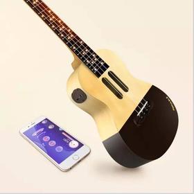 Populele智能尤克里里小小吉他 APP歌曲库初学者必备情人节礼物