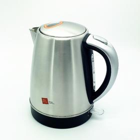 德国米技 电热水壶1.7L MijiHome-JoyEK1850 银色