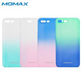 摩米士MOMAX苹果7保护套iPhone 7Plus炫彩渐变手机壳超薄裸机轻