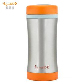 艾蒙多 ELXS-350OR 不锈钢保温杯 350ml 黑色