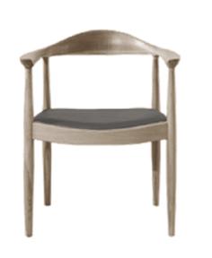 新原生态牛角餐椅(4把/套)