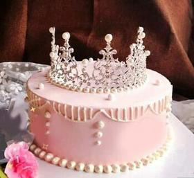 皇冠公主~健康乳脂蛋糕