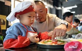 6.18 【披萨DIY】父亲节让我一起为爸爸献上盛夏浓厚甜蜜的DIY披萨啦~