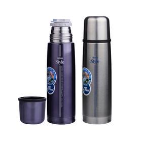 膳魔师 FDW500 双层不锈钢高真空保温瓶 470ml