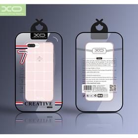 XO 丽影系列苹果 iphone7/7Plus模内电镀TPU保护壳套手机壳套