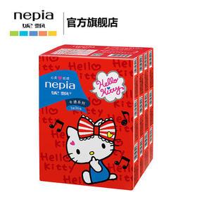 妮飘迷你纸手帕/手帕纸 Hello Kitty印花 3层*36包