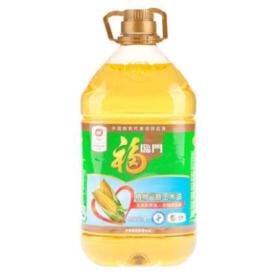 福临门非转基因甾醇玉米油4L