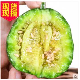 现货应季香瓜5斤装新鲜水果脆甜绿宝包邮