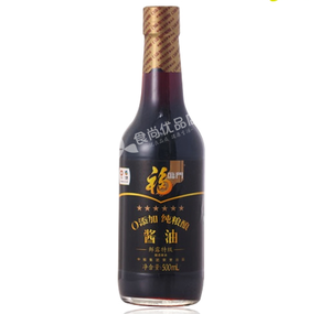 福临门鲜露特级酱油500ml