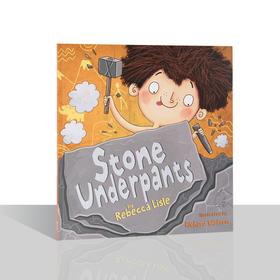 【Stone Underpants- 石头内裤&Wishker- 猫须】英文原版两本一套