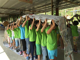 2017年水磨坊成长自立体验营