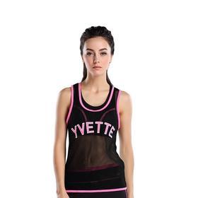【小腹赘肉说拜拜】Yvette薏凡特专业运动透气速干网格背心跑步防晒运动服背心女8046