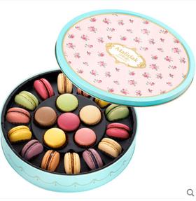 法式手工马卡龙甜点西式糕点休闲零食品礼盒情人节礼物
