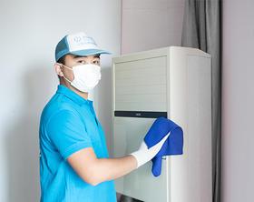 空调深度拆机清洁保养