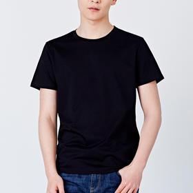 【一件穿在身上的空调】本米50支双丝光棉圆领T恤