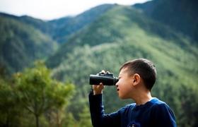 丽江 | 丹霞雪山滇金丝猴科考营