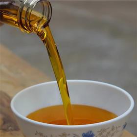 压榨菜籽油 庄园自留种非转基因菜籽 纯物理压榨 离心过滤 无添加