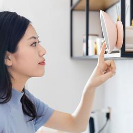 「对面」化妆镜|360度妆容无死角的女神化妆神器