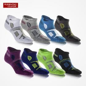 跑步指南 P8801 新款 跑步袜 舒适透气 防臭低帮