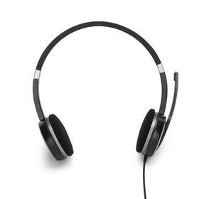 Pisen/品胜 HD109电脑耳机耳麦头戴式游戏耳机带麦克风话筒语音潮
