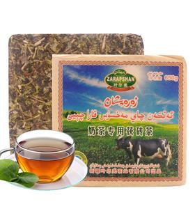 新疆叶尔羌奶茶专用茯砖茶 奶茶专用茯砖茶 营养可口650g