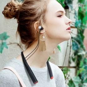 EDKY6无线蓝牙耳机跑步运动通用双入耳立体声耳机