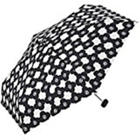 wpc超轻折叠防晒遮阳防紫外线uv晴雨伞 BK