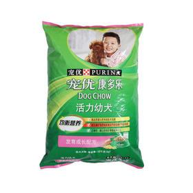 康多乐活力牛奶球幼犬粮15KG