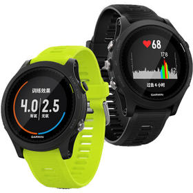 佳明(GARMIN)Forerunner935 中文版灰色GPS光学心率腕表跑步游泳铁三运动手表马拉松登山跑步骑行游泳滑雪高尔夫户外运动