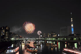 隅田川花火游船预约