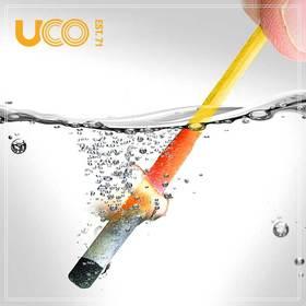 UCO Stormproof Matches Kit 户外极限火柴 水中可继续燃烧 防风防水火柴+防水盒套装