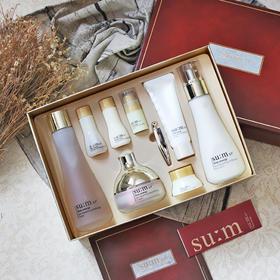 韩国 SUM:37度呼吸时光能量秋季水乳化妆品护肤套装套盒