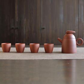 weis唯诗将军壶紫砂茶具陶瓷茶壶茶杯套装家用整套景德镇创意礼品