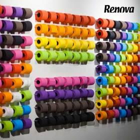 菊花也可以有彩虹!葡萄牙国宝级品牌Renova实用装卷纸