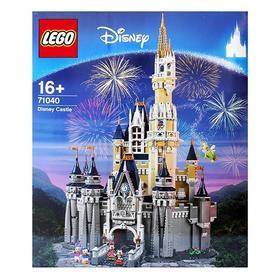 美国直邮 LEGO 71040 乐高创意积木玩具  IDEAS系列 迪士尼乐园城堡