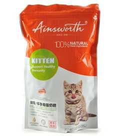 美食厨房天然猫粮 幼猫/怀孕母猫强化免疫配方粮1磅