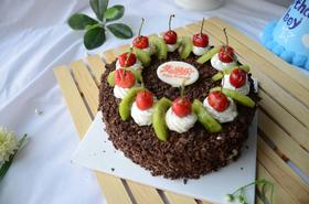 巧克力水果