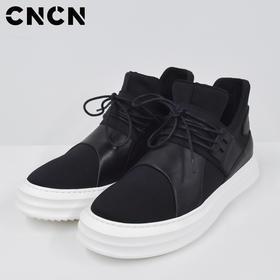 CNCN男装 时尚辛苦潮流运动鞋 个性百搭男士增高鞋 CNCNP33302