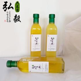 """【弘毅六不用生态农场】""""六不用""""压榨花生油2瓶,共1000ml"""