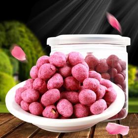 罐装紫薯花生含罐250g休闲零食坚果特产炒货特价