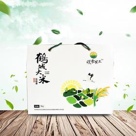 鹤城大米  长粒香5kg